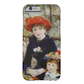 Pierre ein Renoir | zwei Schwestern oder auf der Barely There iPhone 6 Hülle