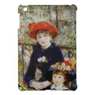Pierre ein Renoir | zwei Schwestern oder auf der iPad Mini Hülle