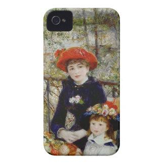 Pierre ein Renoir | zwei Schwestern oder auf der iPhone 4 Hüllen