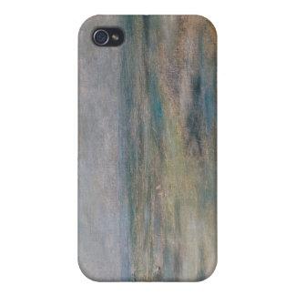 Pierre eine Renoir | Ansicht des Meeres, Guernsey iPhone 4 Etui