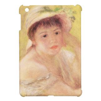 Pierre eine Renoir | Frau in einem Strohhut iPad Mini Hülle