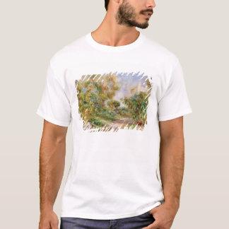 Pierre eine Renoir | Frau in einer Landschaft T-Shirt