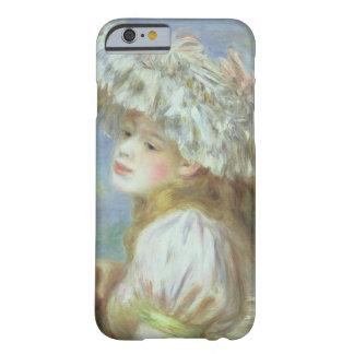 Pierre eine Renoir | junge Frau in einem Spitzehut Barely There iPhone 6 Hülle