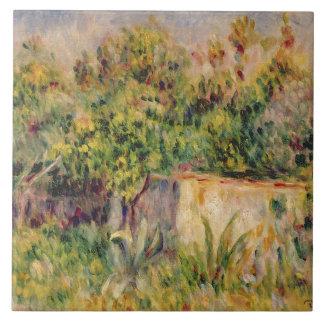 Pierre eine Renoir | Kabine in einer Reinigung in Keramikfliese