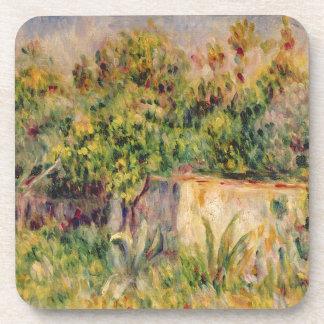 Pierre eine Renoir | Kabine in einer Reinigung in Untersetzer