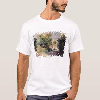 Pierre eine Renoir | Landschaft nahe Cagnes T-Shirt