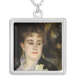 Pierre eine Renoir | Madame Georges Charpentier Versilberte Kette