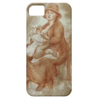 Pierre eine Renoir | Mutterschaft iPhone 5 Etuis