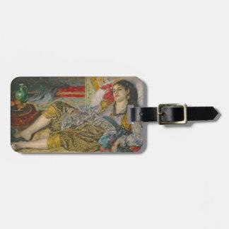 Pierre eine Renoir | Olympia Gepäckanhänger