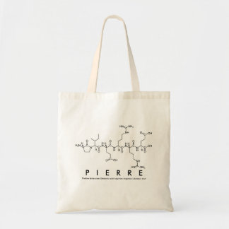 Pierre-Peptidnamentasche Tragetasche