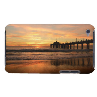 Pierstrandsonnenuntergang Barely There iPod Case
