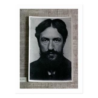 Piet Mondrian (1872-1944), c.1910 (b/w Foto) Postkarte