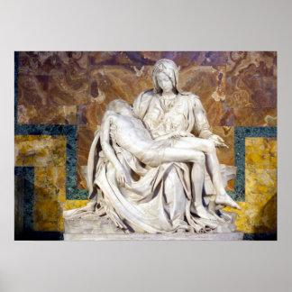 Pietà Bild für Plakat