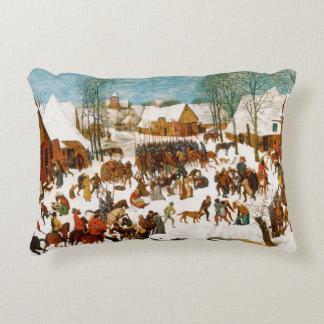 Pieter Bruegel das Ältest-Massaker der Unschuldige Deko Kissen