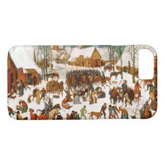 Pieter Bruegel das Ältest-Massaker der Unschuldige iPhone 7 Hülle