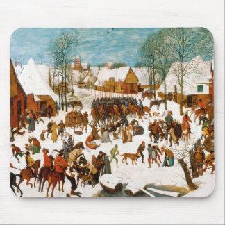 Pieter Bruegel das Ältest-Massaker der Unschuldige Mousepads
