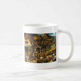Pieter Bruegel das Älteste - Netherlandish Kaffeetasse