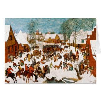 Pieter die ältere Kunst Karte