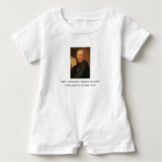 Pietro Alessandro Gaspare Scarlatti Baby Strampler