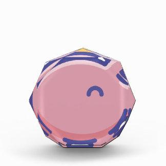 Piggy Bank Acryl Auszeichnung