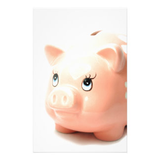 Piggy-Bank Briefpapier