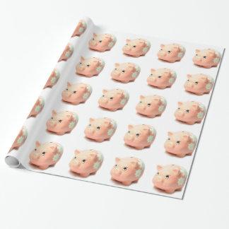 Piggy-Bank Geschenkpapier