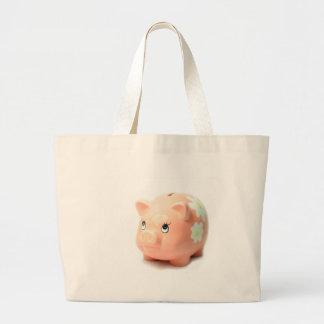 Piggy-Bank Jumbo Stoffbeutel