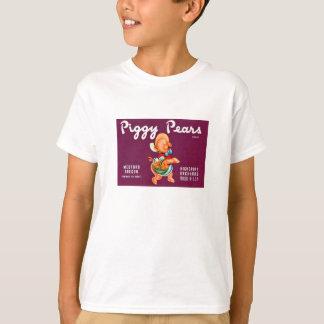 Piggy Birnen-Marke T-Shirt