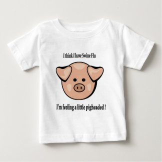 pigheaded baby t-shirt