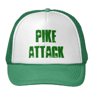 Pike-Angriff Caps