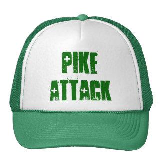Pike-Angriff Retrokultmütze