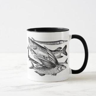 Pike-Familie - Fisch Tasse