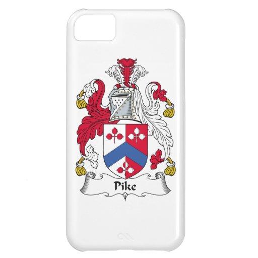 Pike-Familienwappen iPhone 5C Schale