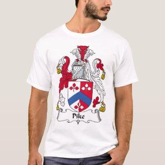 Pike-Familienwappen T-Shirt