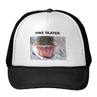 Pike-Hut Netzcap