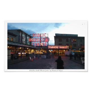 """""""Pike-Platz-allgemeiner Markt-Mitte-"""" Foto-Drucke Photos"""