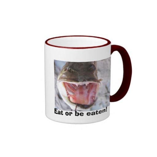 Pike-Tasse - besonders angefertigt