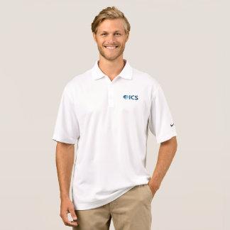 Pikee-Polo-Shirt Dri-SITZ die Nike ICS-Männer Polo Shirt