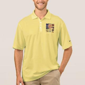 Pikee-Polo-Shirt Dri-SITZ die Nike Männer Donald Polo Shirt