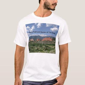 Pikes Spitze und Garten der Götter T-Shirt