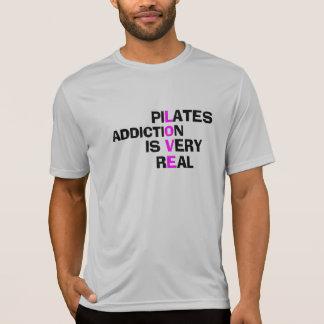 Pilates Sucht - Schweiß-Wicking Shirt für Männer