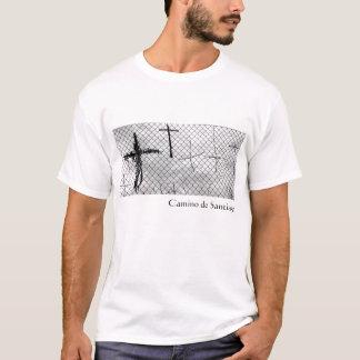 Pilger kreuzt T - Shirt