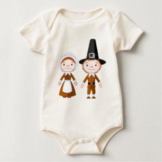 Pilger-Paare Baby Strampler