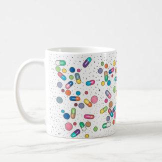 Pillen Kaffeetasse