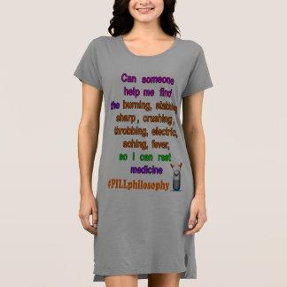Pillenphilosophie Kleid