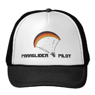 Pilot - Gleitschirm Retrokappe