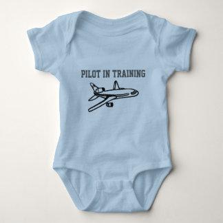 Pilot in Training onsie Baby Strampler