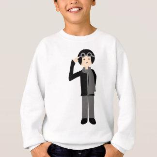 PilotBlack1 Sweatshirt