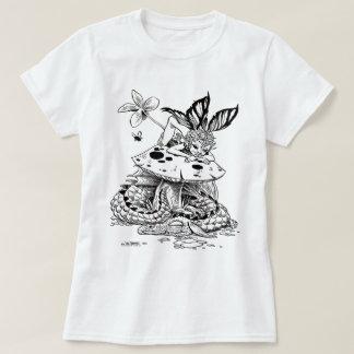 Pilz farie und Schlafendrachet-shirt T-Shirt