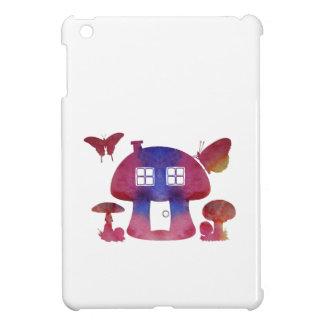 Pilz-Haus iPad Mini Hülle